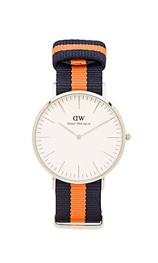 Daniel Wellington Classic Bedford 40MM in Silver