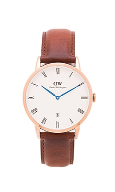 Daniel Wellington Dapper St Mawes in Rose Gold