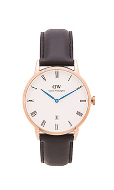Daniel Wellington Dapper Sheffield in Rose Gold