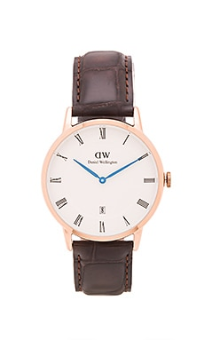 Daniel Wellington Dapper York in Rose Gold