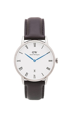 Daniel Wellington Dapper Sheffield in Silver