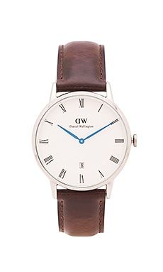 Daniel Wellington Dapper Bristol in Silver