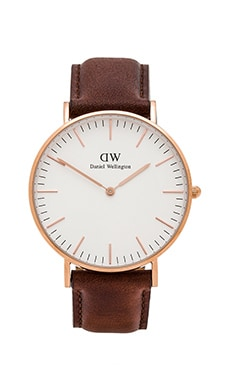 Classic St. Mawes 36mm in Rose Gold