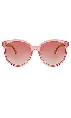 Фото - Солнцезащитные очки cosmo - DIFF EYEWEAR розового цвета