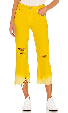 Pierce High Rise Straight Denimist $79