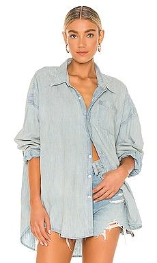 Button Front Shirt Denimist $285