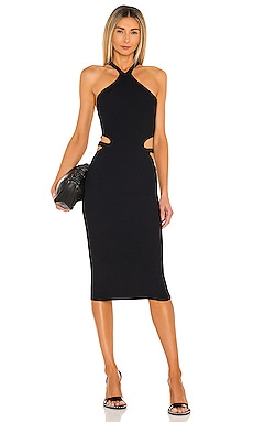Lustrate Fork Dress Dion Lee $590 BEST SELLER
