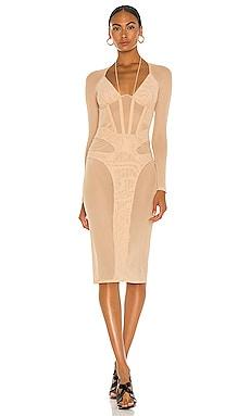 Powertulle Corset Dress Dion Lee $890