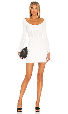ROBE COURTE RIB Dion Lee $650 Collections