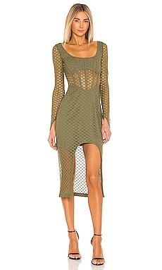 Crochet Lace Dress Dion Lee $1,090