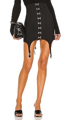 Corset Garter Skirt Dion Lee $690