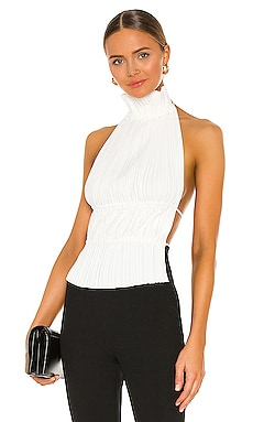 Pleat Top Dion Lee $390 NEW