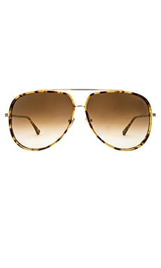 Dita Condor-Two in Tokyo Tortoise & Gold Flash Lens