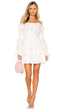 Off The Shoulder Dress Divine Heritage $251