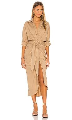 Button Up Shirt Dress Divine Heritage $495