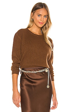 Cropped Cashmere Sweater Divine Heritage $168