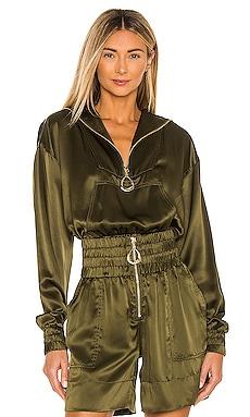 x REVOLVE Silk Pullover Divine Heritage $207