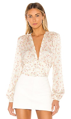 Sweet Virginia Ditsy Blouse Divine Heritage $163