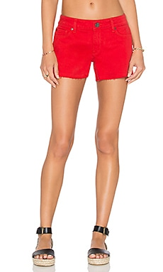 DL1961 Renee Cut-Off Short in Bonfire