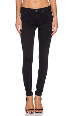 DL1961 Florence Mid Rise Skinny in Scorch