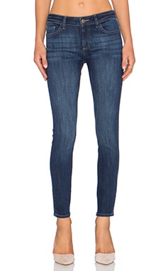 DL1961 Margaux Mid Rise Ankle Skinny in Winter