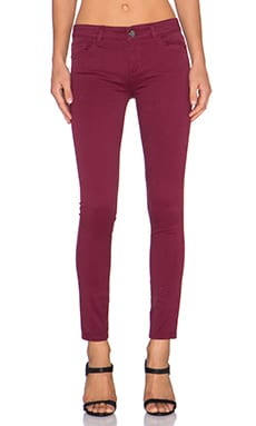 DL1961 Margaux Ankle Skinny in Ruby