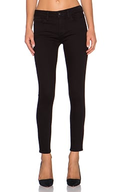 DL1961 Margaux Ankle Skinny in Hail
