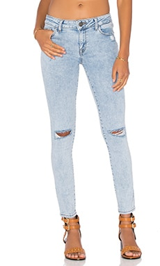 DL1961 Margaux Ankle Skinny in Acid