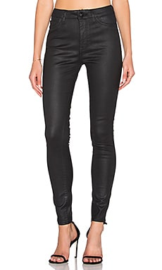 x Jessica No. 1 Ultra High Rise Super Skinny en Chasm