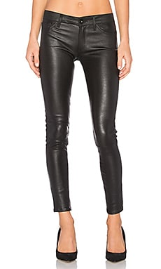 Emma Power Legging en Poseidon