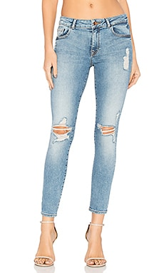 JEAN SKINNY DISTRESSED MARGAUX