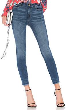 Chrissy Trimtone High Rise Skinny DL1961 $132