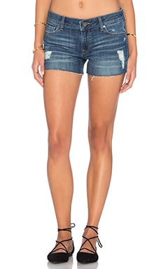 DL1961 Renee Cut Off Shorts in Haskin