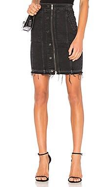 Poppy Denim Skirt DL1961 $119