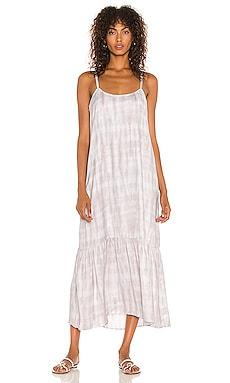 Marissa Tank Midi Dress David Lerner $220 NEW