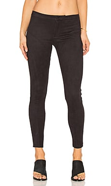 Fulton Trouser Legging in Classic Black