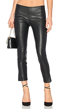 Blake Crop Pant in Classic Black