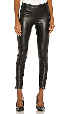 Ankle Zip Legging David Lerner $84