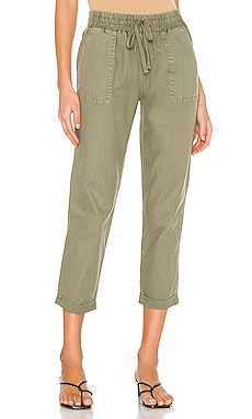 Kennedy Cargo Tapered Jogger David Lerner $198