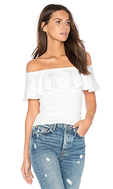 Hampton Top in White