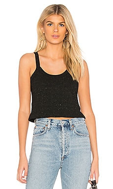 Cropped Aiden Tank David Lerner $66 (FINAL SALE)