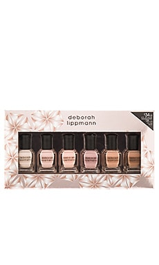 Undressed 6 Piece Nail Lacquer Holiday Set