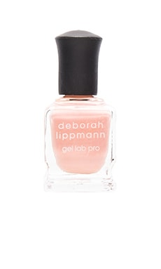 Deborah Lippmann Nail Lacquer in Peaches And Cream