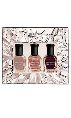 Holiday Gift Set Deborah Lippmann $12