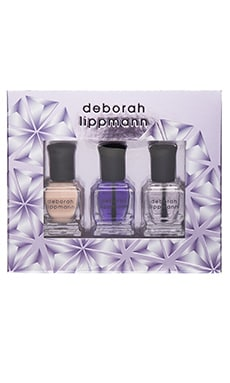 Deborah Lippmann Treat Me Right Set in Clear