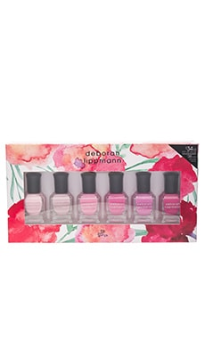 6 Piece Pink Nail Lacquer Set in Pretty In Pink
