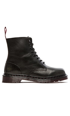 Dr. Martens Pascal 8 Eye Boot in Black
