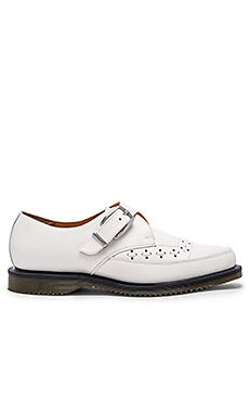 Rousden Monk Strap in White