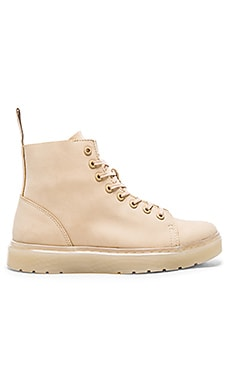 Dr. Martens Talib 8 Eye Raw Boot in Sand