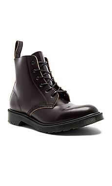 Made in England Arthur 6 Eye Boot